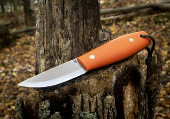 The Power of Three: The Lagom Bush Knife is the Result of a Bushcraft Triple Threat