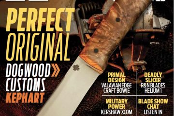 Knives Illustrated November Issue Cover