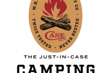Just in Case Camping Guide logo