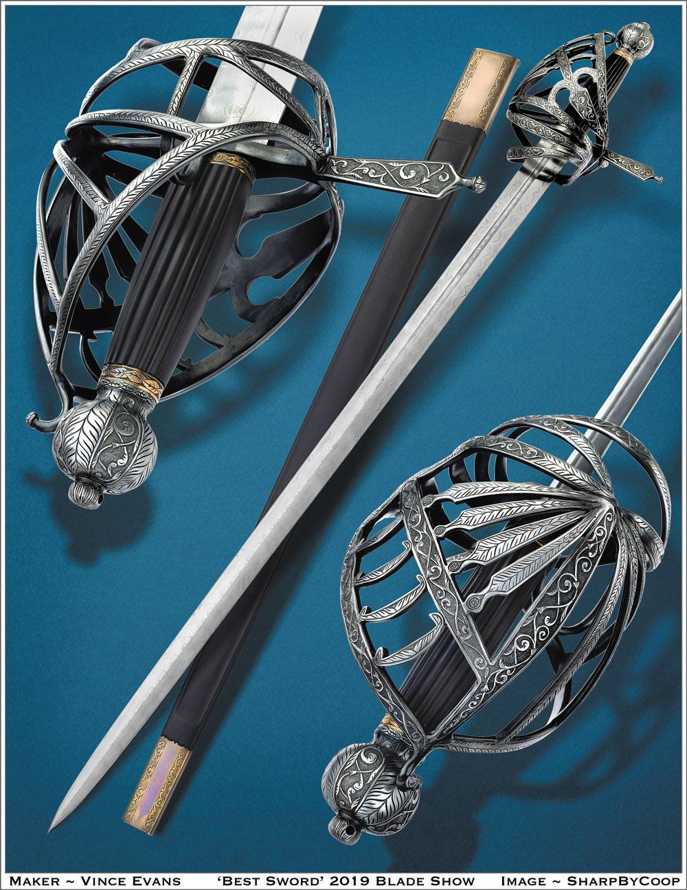 Best in show swords