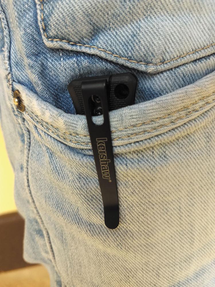 XCOM pocket clip