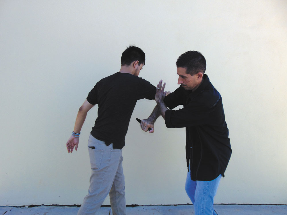 XCOM used for self defense