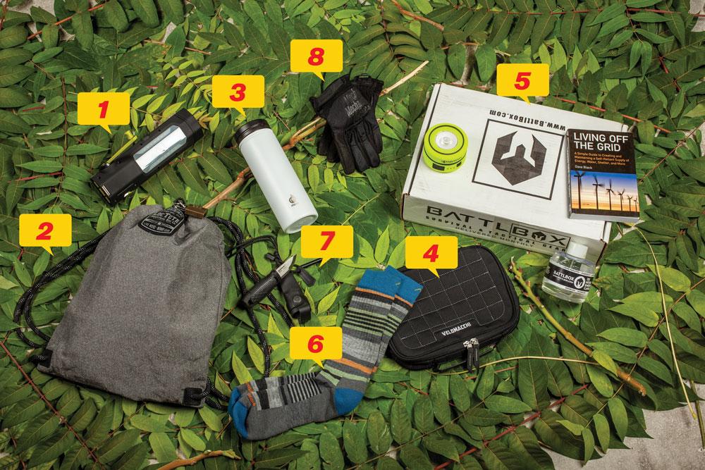 EDC gear list for everyday