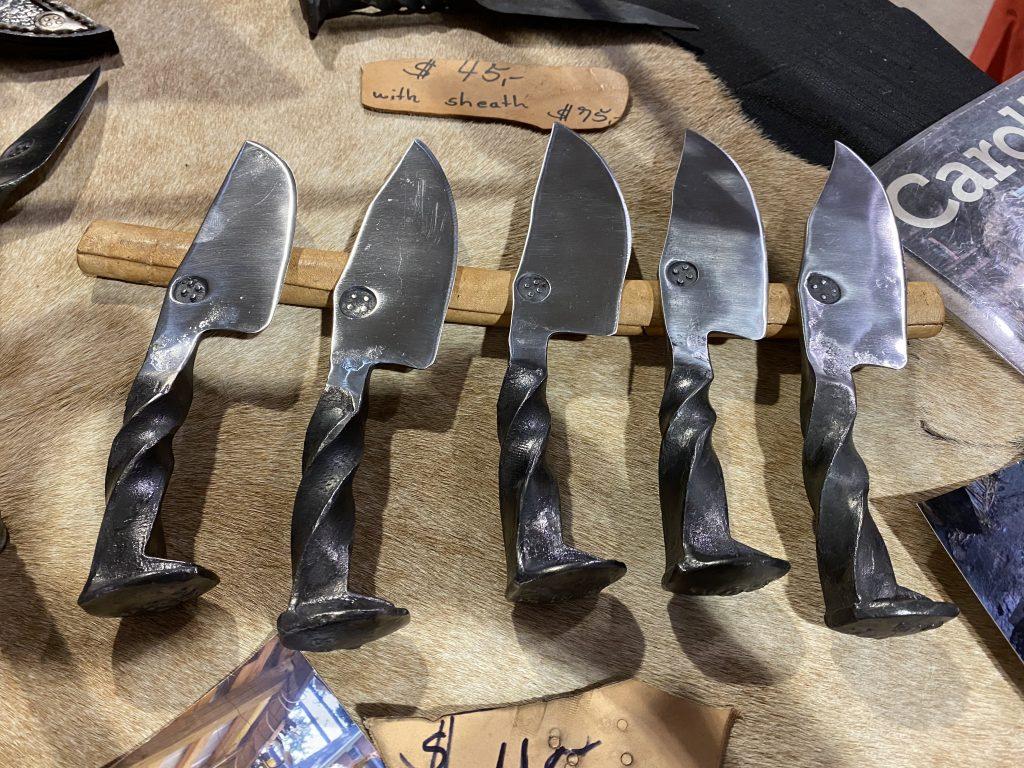 Lumbee knives