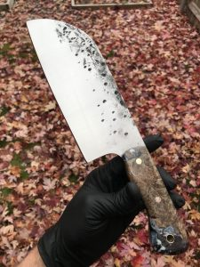 Hourglass Knives butcher knife