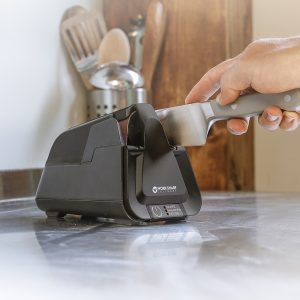 power culinary knife sharpener