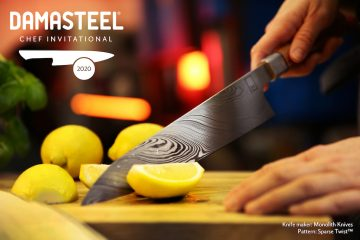 Damasteel Chef Invitational Announcement