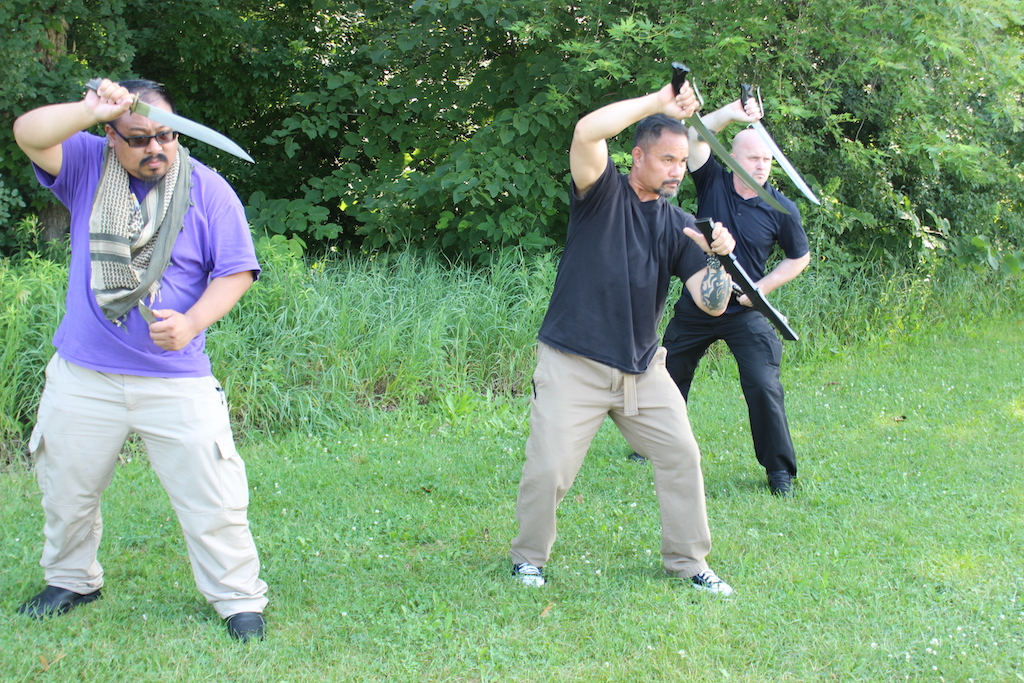 FMA blade training
