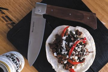 Folding Chef's Knife