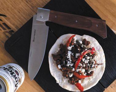 Folding Chef's Knife