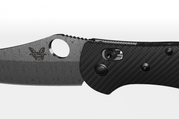 Benchmade Adds Griptilian To The Custom Shop