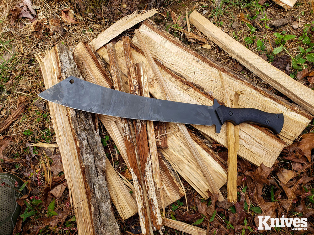 The big blade - Chop House