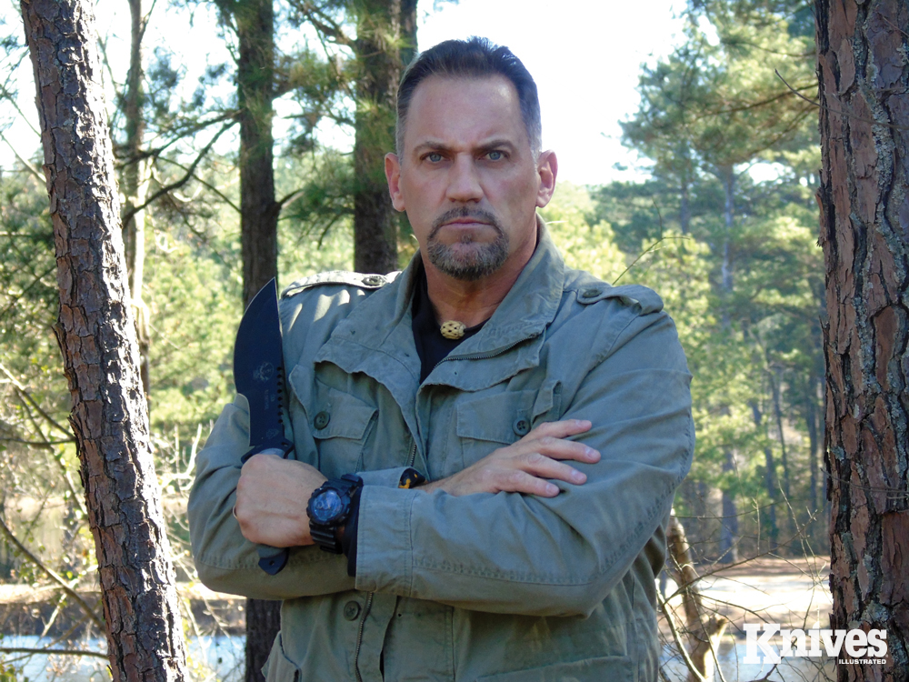 EJ Snyder is an Xtreme Survivalist and Adventurer in real life
