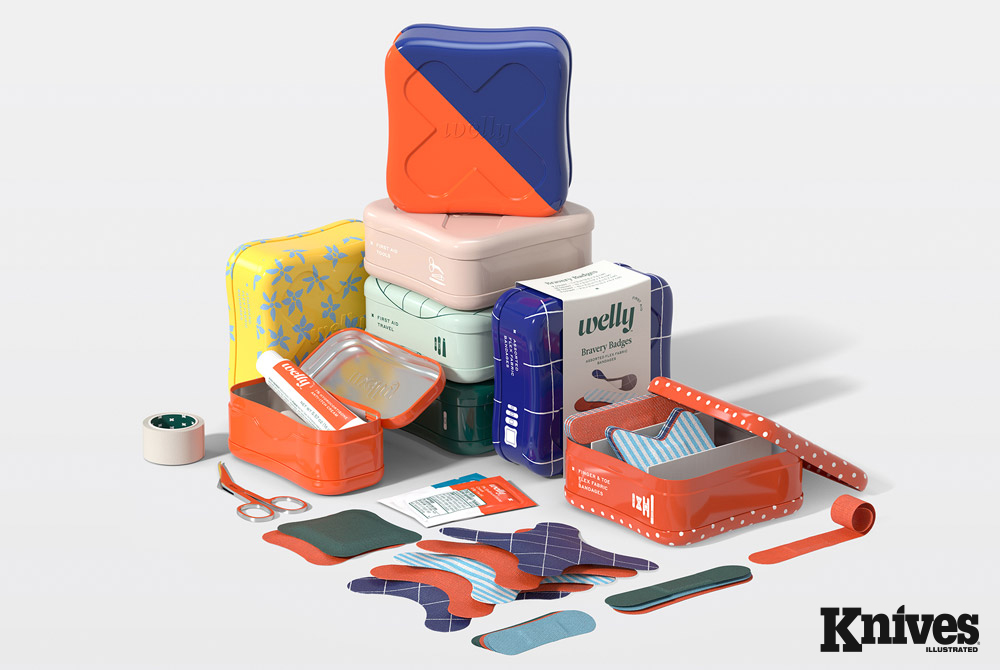 Welly First-Aid Kits