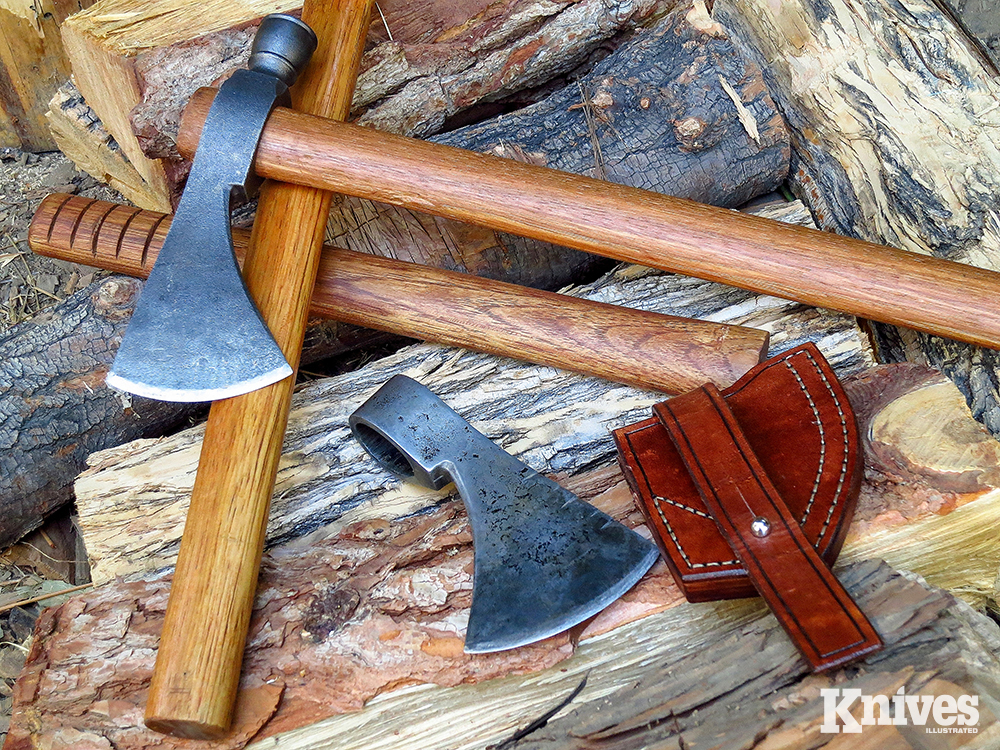 Lightweight and versatile, a good tomahawk is a great tool for a backcountry trek.