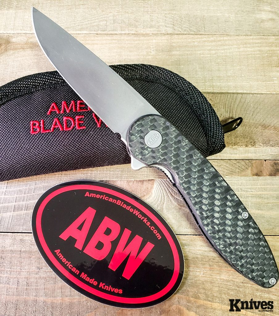 American Blade Works is known for small batch, high quality knives that can last you a lifetime.