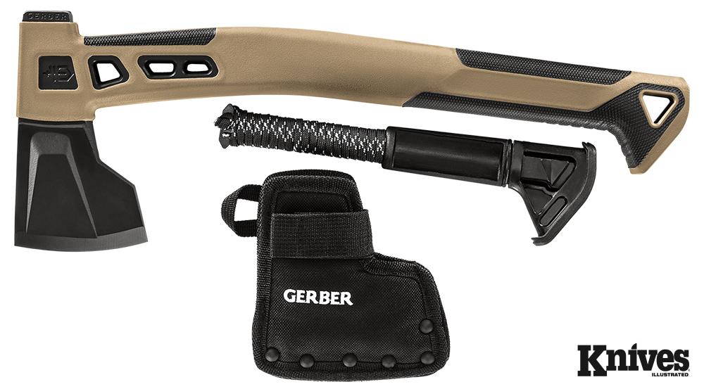Gerber Bushcraft Axe and Hatchet