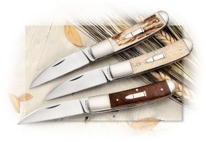 A.G. Russell Swayback Jack knives