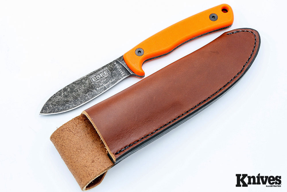 The ESEE Knives Ashley Game Knife