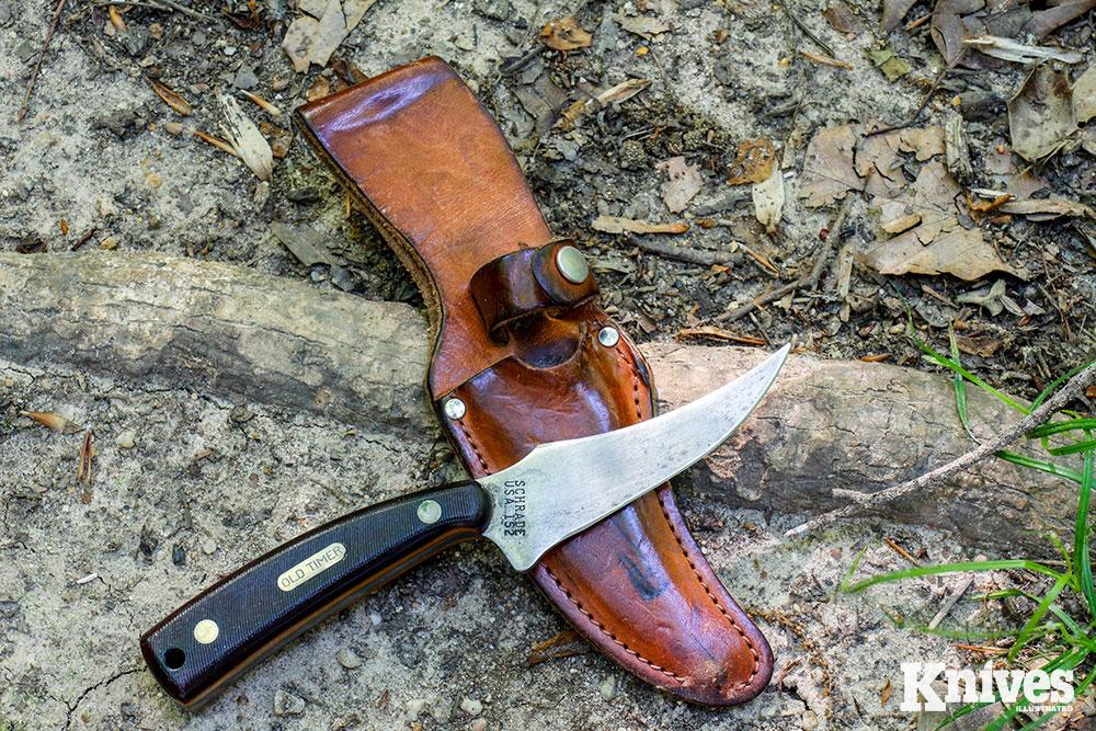 An original Schrade Sharpfinger