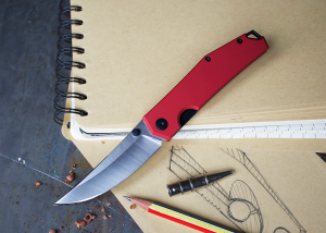 The Ace Clyde should make a worthy EDC blade.