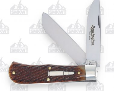 The Prospector is the 2021 Remington Bullet Knife sold through SMKW.