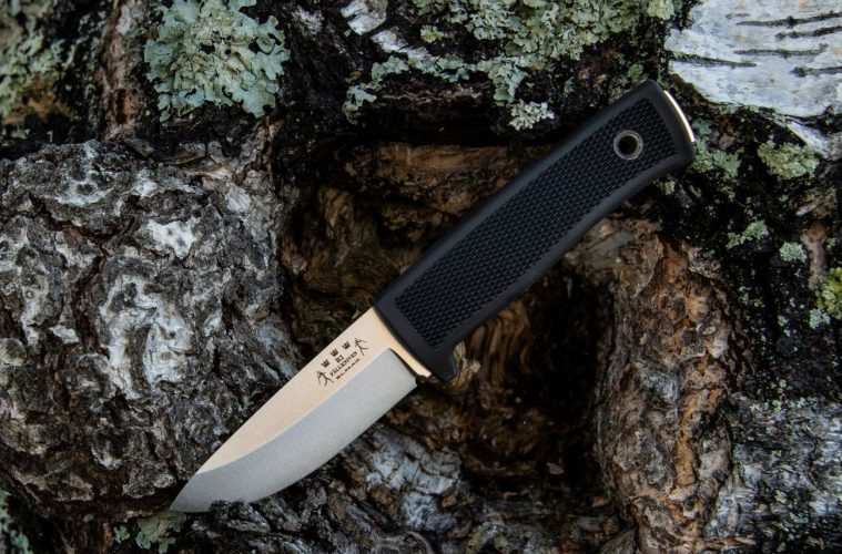 Fallkniven's newest fixed blade: the R2 Scout